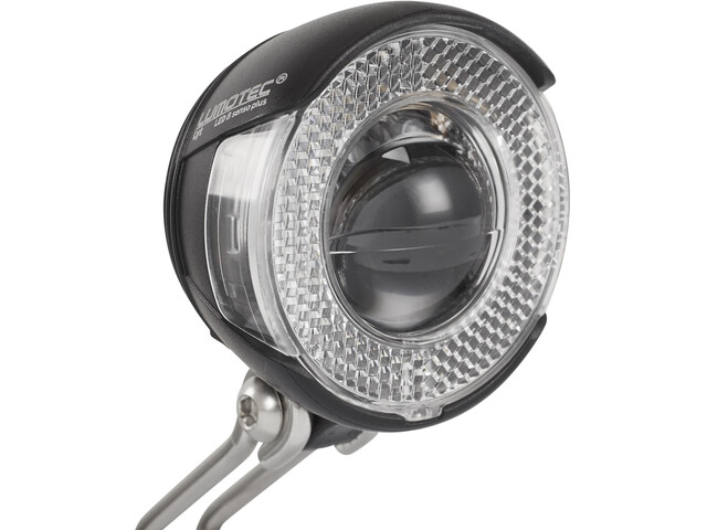 Busch + Müller Lumotec Lyt B N senso plus LED Headlight black